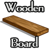 Wooden Board for Horse Stable