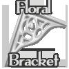 Floral Bracket