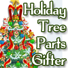 Cafe World Holiday Tree Gifter